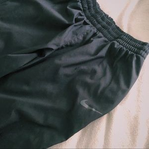 Nike Black Athletic Joggers Small